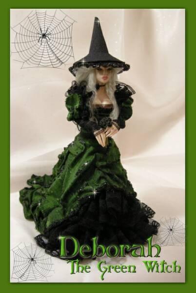 Deborah Vania S Green Witch, Green Witches