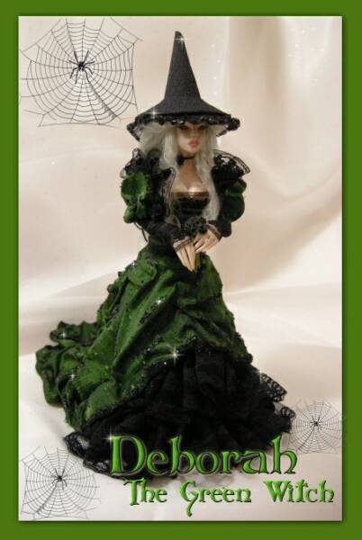 Deborah Vania S Green Witch, Green Witches
