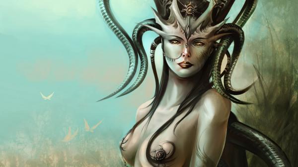 Eyes Of Bloody Baroness, Demonesses 2