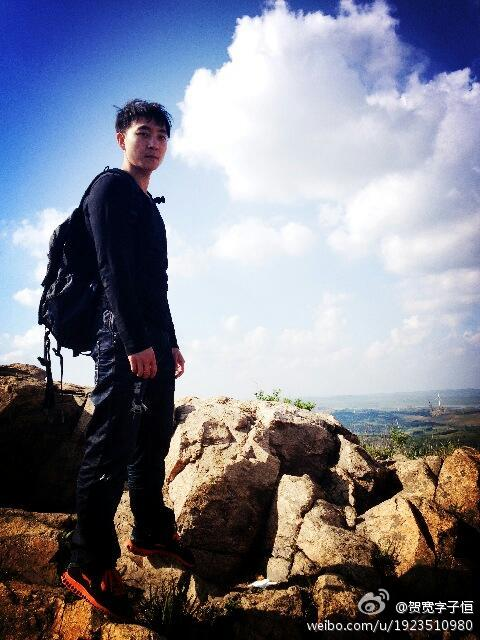 He Kuan China Actor