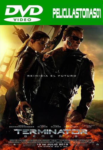 Terminator: Génesis (2015) DVDRip