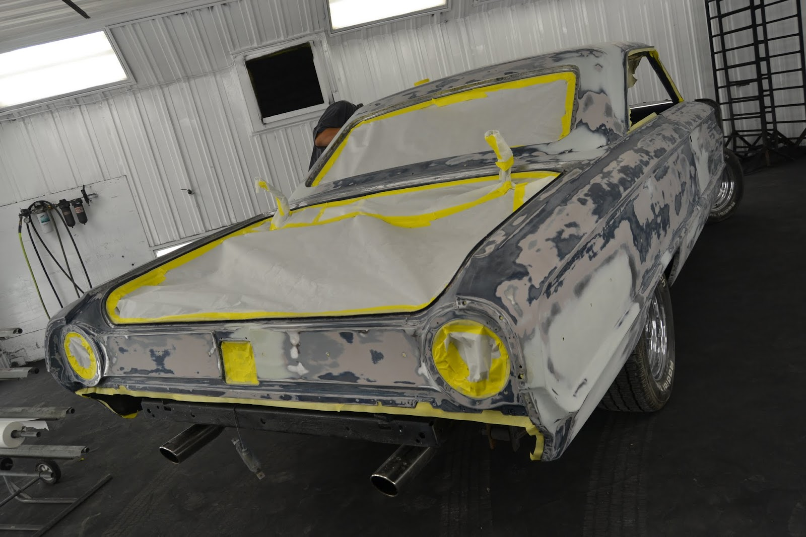 1964 Ford Galaxie 500 XL Upgrades & Repaint - Page 2 - V8 Forum - V8TV
