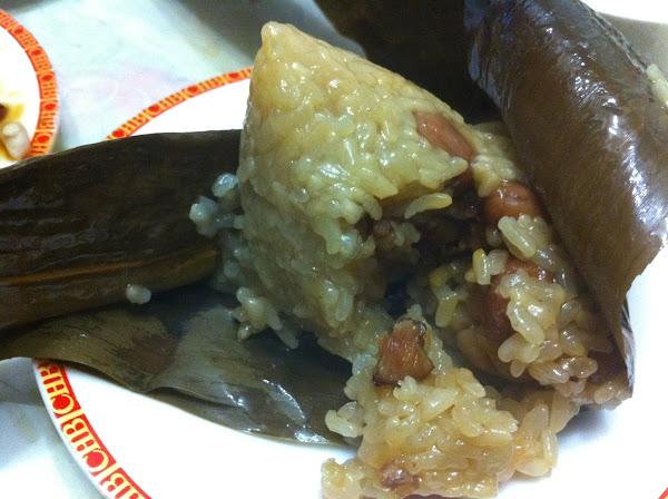 包中-迎接端午節 今年自己包粽子