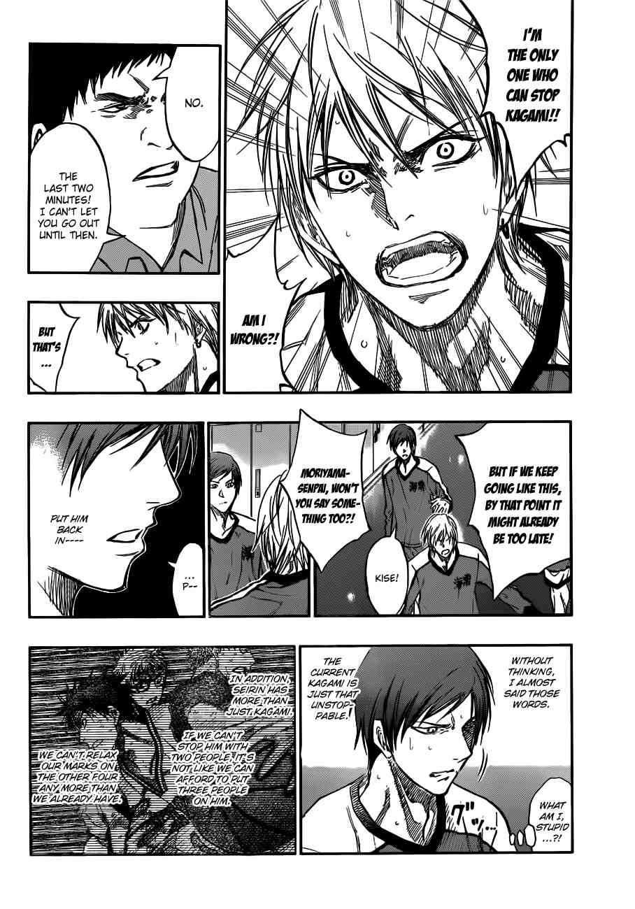 Kuroko no Basket Manga Chapter 192 - Image 12