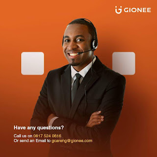 How To Contact Gionee Nigeria on Phone, Facebook, Twitter, Email