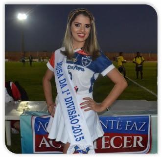 Saíla Itacarambi - Musa do Futebol LEM 2015