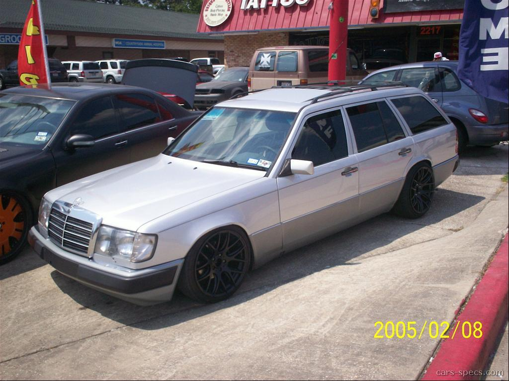 1990 mercedes benz 300 class 300te 4matic wagon 3 0l 6 cyl awd 4 speed automatic