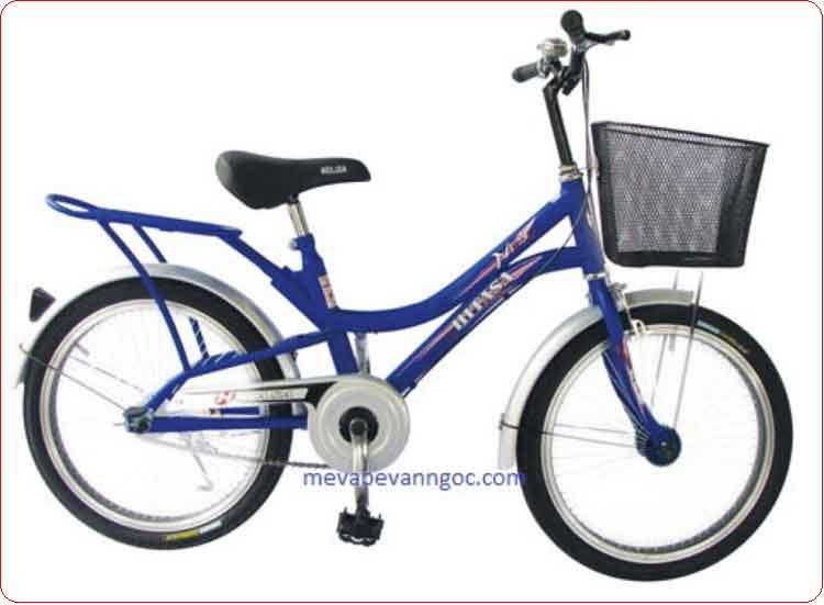 Xe đạp trẻ em HITASA 20 inch màu xanh