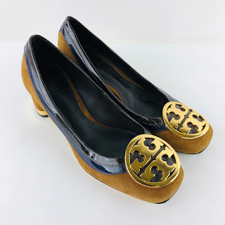 Tory Burch Low Heel Pumps