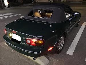 ロードスター NA6CE Vspecial 平成3年のカスタム事例画像 noborinさんの2019年01月03日01:01の投稿