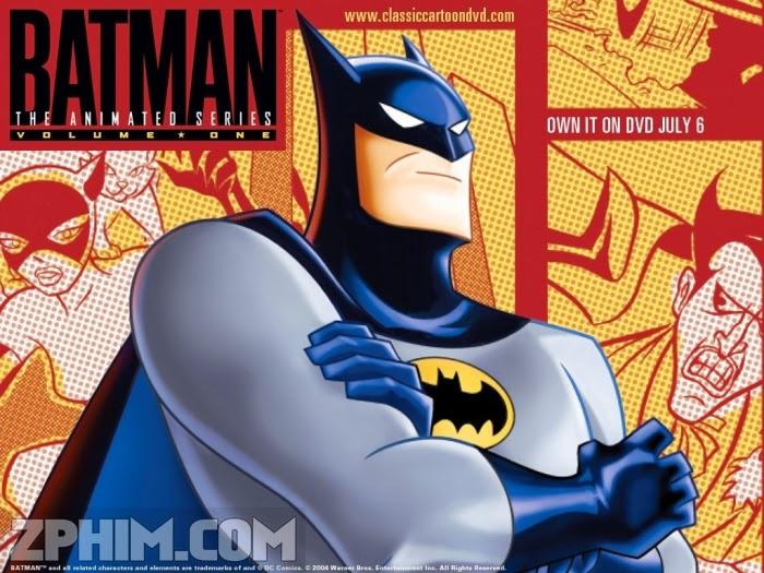 Ảnh trong phim Hoạt Hinh Người Dơi 1 - Batman: The Animated Series Season 1 1