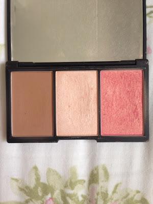 Sleek's faceform kit shades