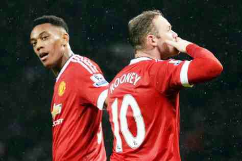 No Rooney and Martial Ahead Of Manchester United Clash With FC Rostov