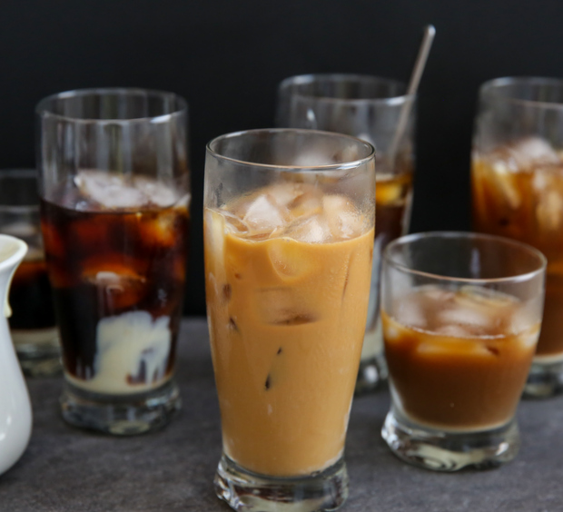 photo of Cold Brew Vietnamese Iced Coffee