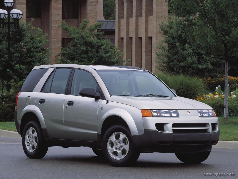 2005 saturn vue base specifications pictures prices. Black Bedroom Furniture Sets. Home Design Ideas