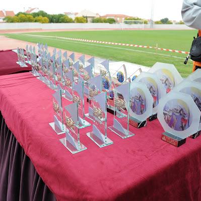 VIII Media Maratón de Miguelturra - Trofeos