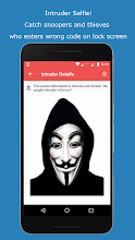 Intruder Catcher: Lock Screen and App protection screenshot thumbnail