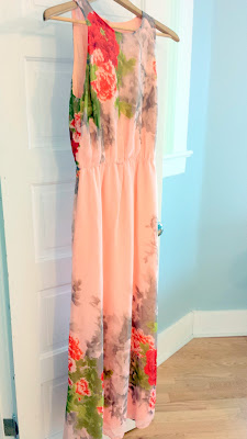 OneMarket Toree Maxi Dress from my May 2016 Stitch Fix box