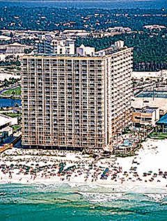 Destin Vacation Rentals  Pelican Beach Resort 1610 Unit 1610