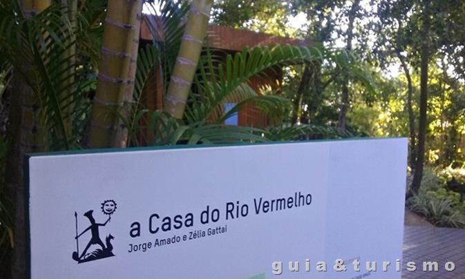 A Casa do Rio Vermelho