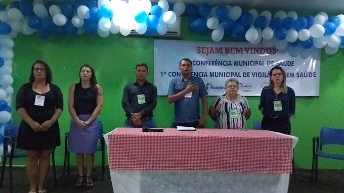 Em Medicilândia, aconteceu a 12ª Conferência Municipal de Saúde e 1ª Conferência Municipal de Vigilância em Saúde