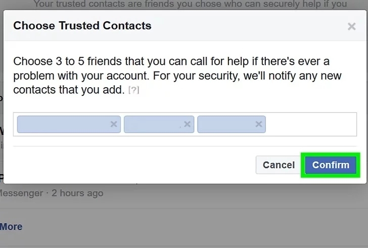 किसी दूसरे का फ़ेसबुक एकाउंट एक्सेस करना (Accessing Someone Else's Account)  ● ट्रस्टेड कांटैक्ट्स सेट अप करना (Setting up Trusted Contacts)  ● अपने पासवर्ड को प्रोटेक्ट करना (Protecting Your Password)  ● रिलेटेड knowledge