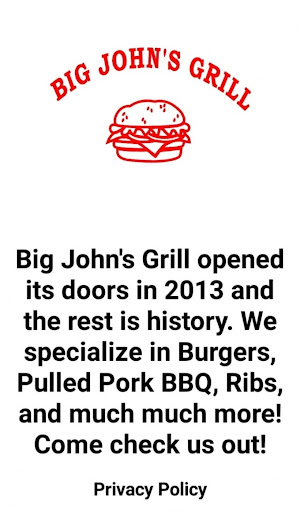 big john´s grill screenshot 3