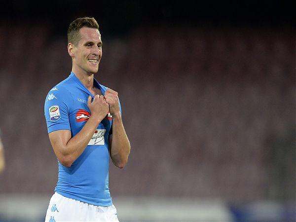 Calcio. Champions League: il Napoli batte 2 a 1 la Dinamo Kiev