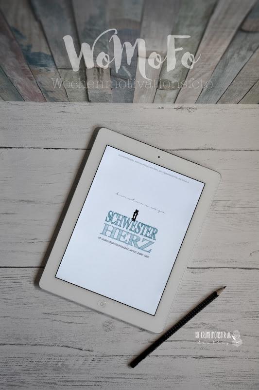 WoMoFo#4_Mission Printausgaben für meine Romane in Angriff nehmen