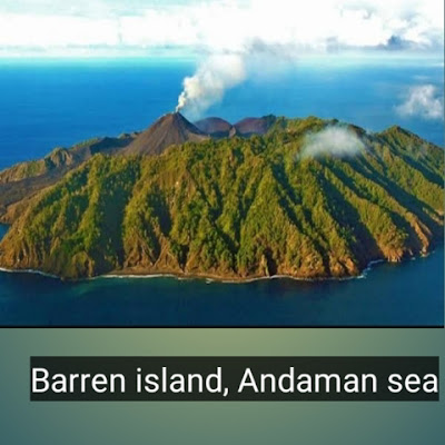 9.BARREN ISLAND, Restricted places of the world