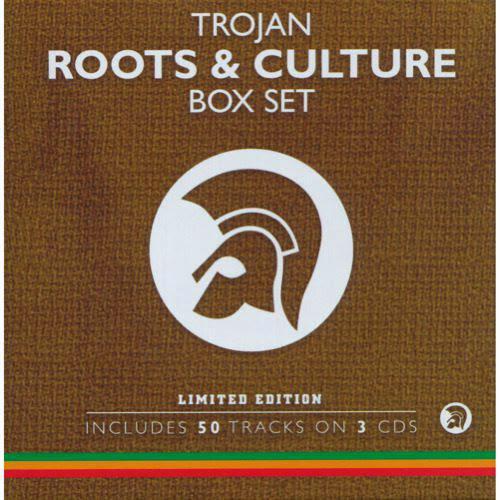 Full Albums 1034 Trojan Box Set Collections Iv