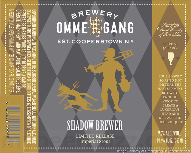 Ommegang Updating Shadow Brewer & Soothsayer