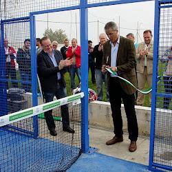 Inauguración Padel Guadiana
