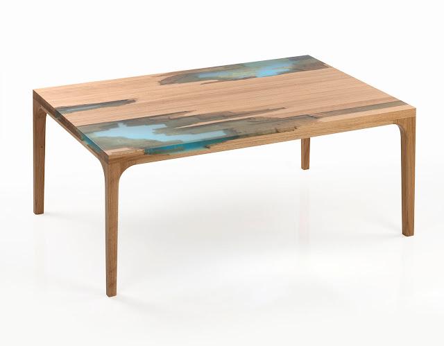Muebles artesanales de piezas rotas de madera  FRACTAL estudio