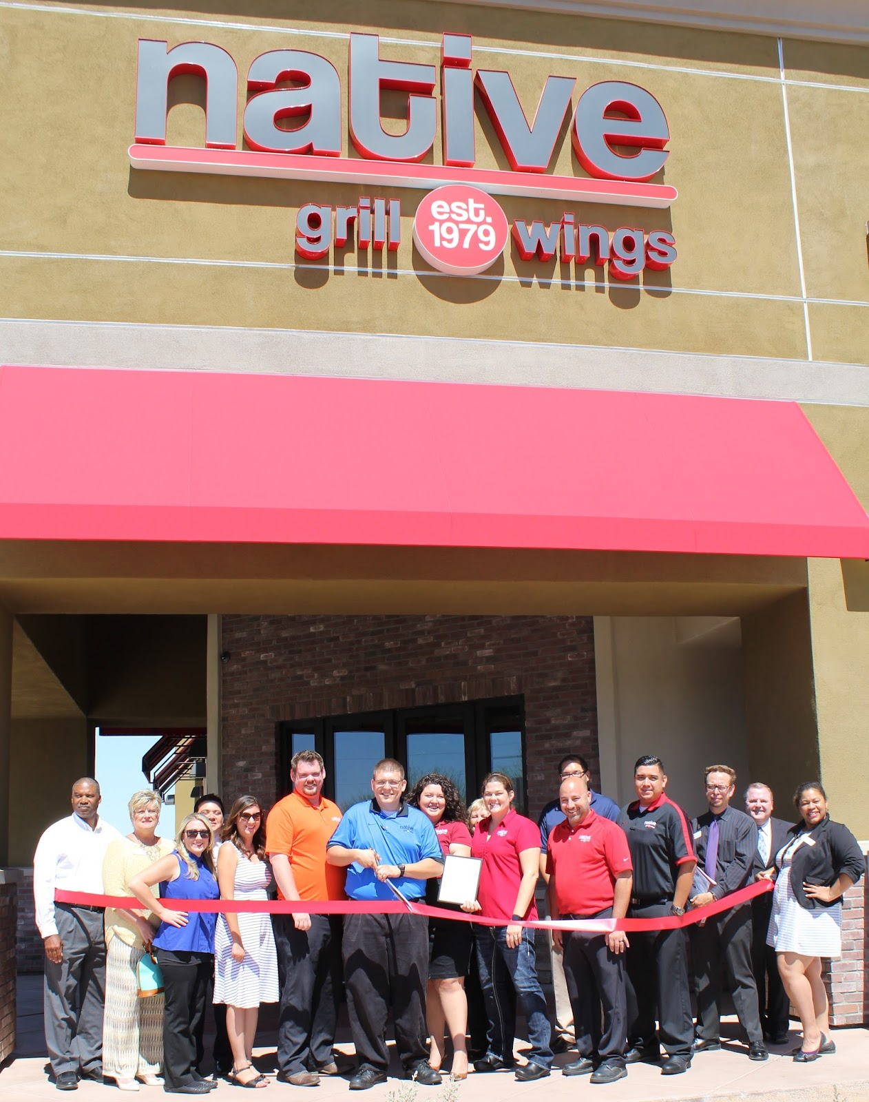 Native Grill and Wings is opening up their third location in Tucson, located in the Spectrum Plaza across from Harkins Theaters. During each opening, Native chooses a local charity to support with a charity night in which all proceeds are donated to the charity. Blessings in a Backpack supporting Bloom Elementary School will receive the donation.  Native Grill and Wings 5421 S. Calle Santa Cruz, 85706 889-5198
