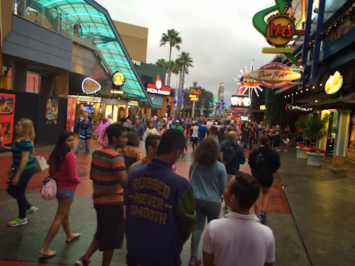 Photo Gallery: Crazy post-Christmas crowds at Orlando theme parks