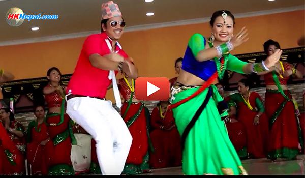पशुपति शर्माको तीज गीत मै राम्री छैन र? (म्युजिक भिडियो)