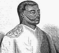 Король Таити Помаре Второй