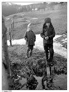 1972 г. В Карпатах без снега