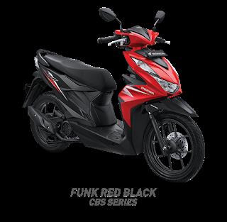 Warna Honda BeAT Yang Paling Diminati, Kamu Tertarik ???