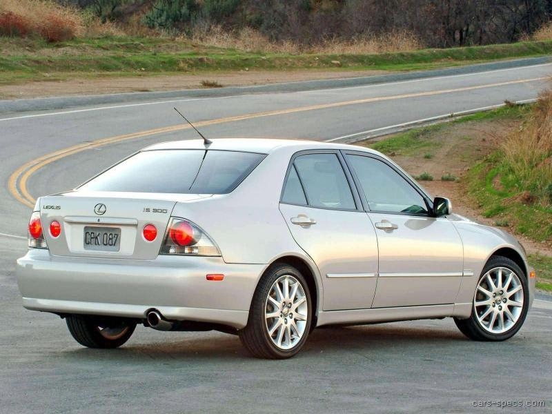 2004 lexus is 300 sedan specifications pictures prices. Black Bedroom Furniture Sets. Home Design Ideas
