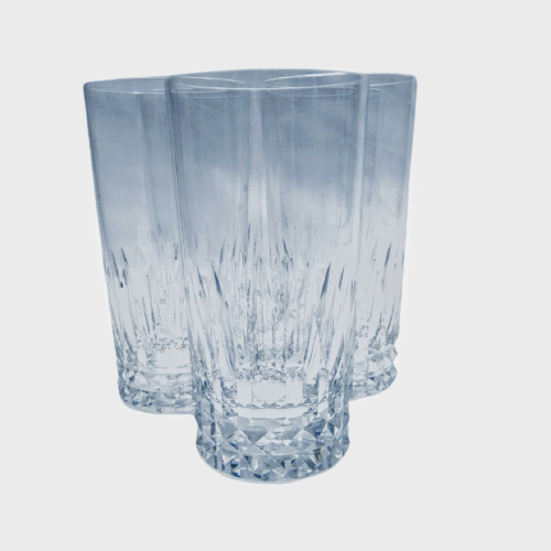 Baccarat Water Glasses Set of 5