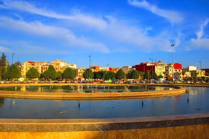حديث الصورة : ساحة سيدي عبد الله المظلوم