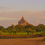 Bagan sunset, Myanmar!