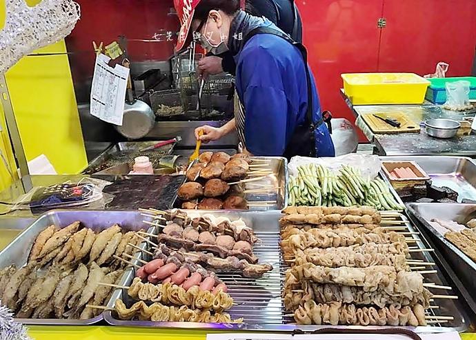 3 小鄭炸醬雞 食尚玩家 2017橫著走 台北必吃開運美食 號稱中和最好吃鹹酥雞