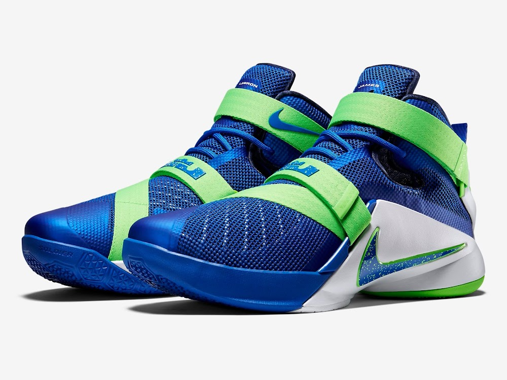 Nike LeBron Soldier 9 Launches on July 3rd Including the Sprite ... a588b8c65816