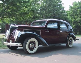 Checker 1939 Model A