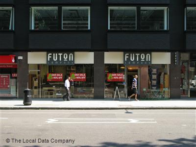 Futon Company On Tottenham Court Road Beds Bedding Blankets In Bloomsbury London W1t 7np