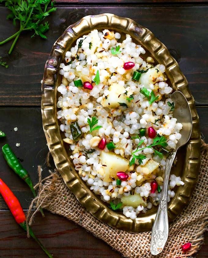 Sabudana Khichdi Recipe | Breakfast Care