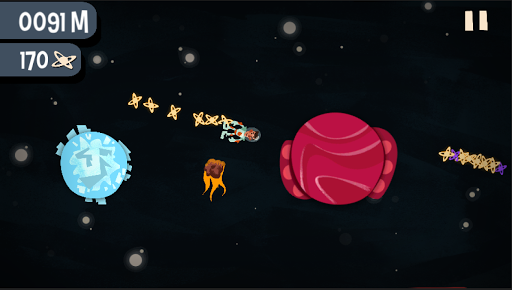 Galaxy Space Chase